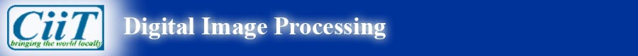 CiiT International Journal of Digital Image Processing
